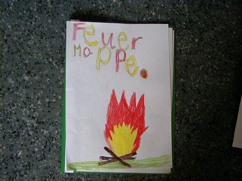 Prof. Blumes Medienangebot: Feuer   eine Unterrichtseinheit in der