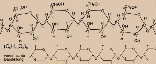 stärke aufbau amylose amylopektin bilder
