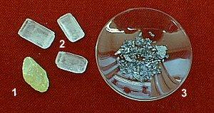 zucker kristalle züchten